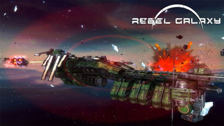 Rebel Galaxy Trailer Screenshot