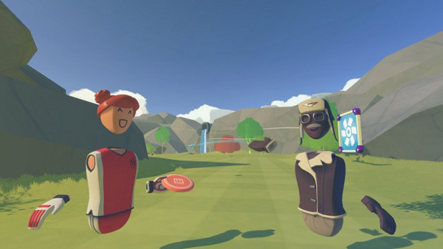 Rec Room Screenshot 1