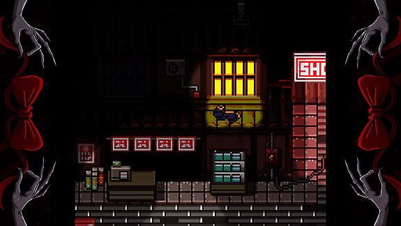Red Bow - Screenshot INDEX