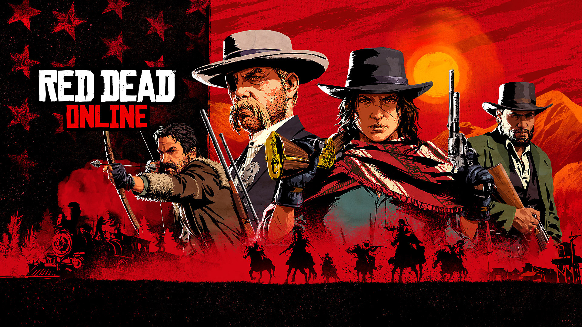 Red Dead Redemption 2 Online - PlayStation Plus