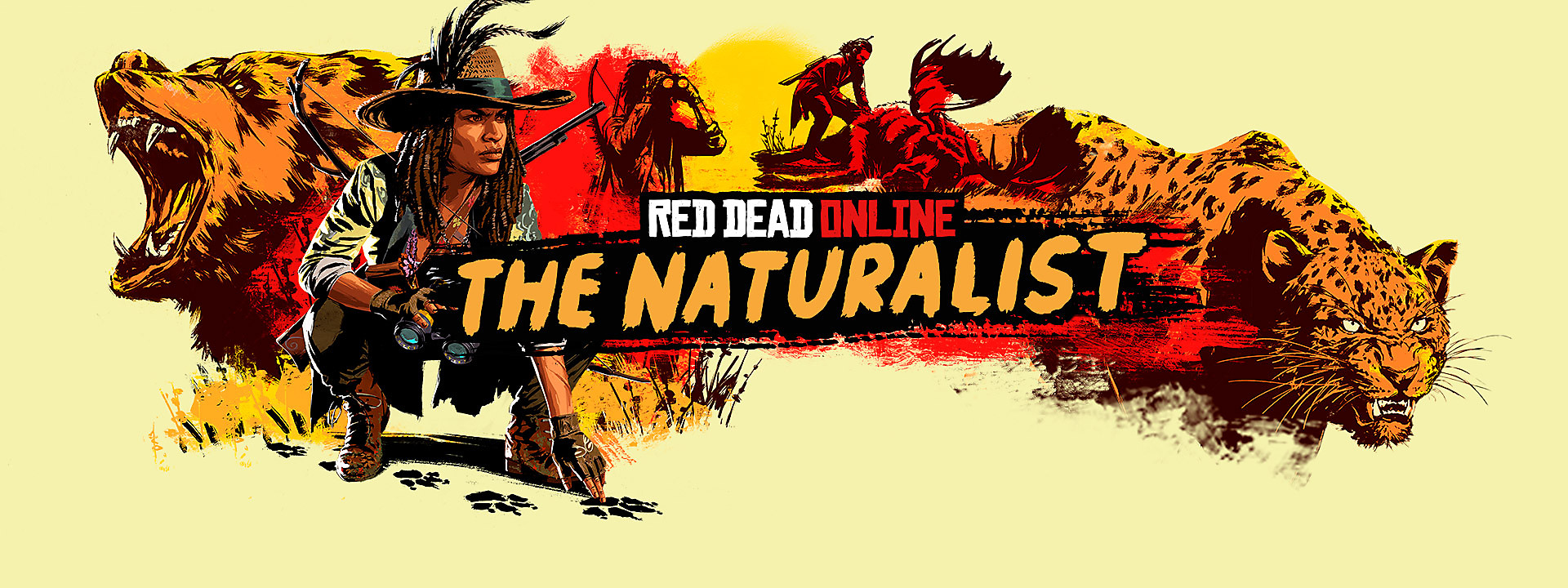 Red Dead Online - The Naturalist Update Now Available