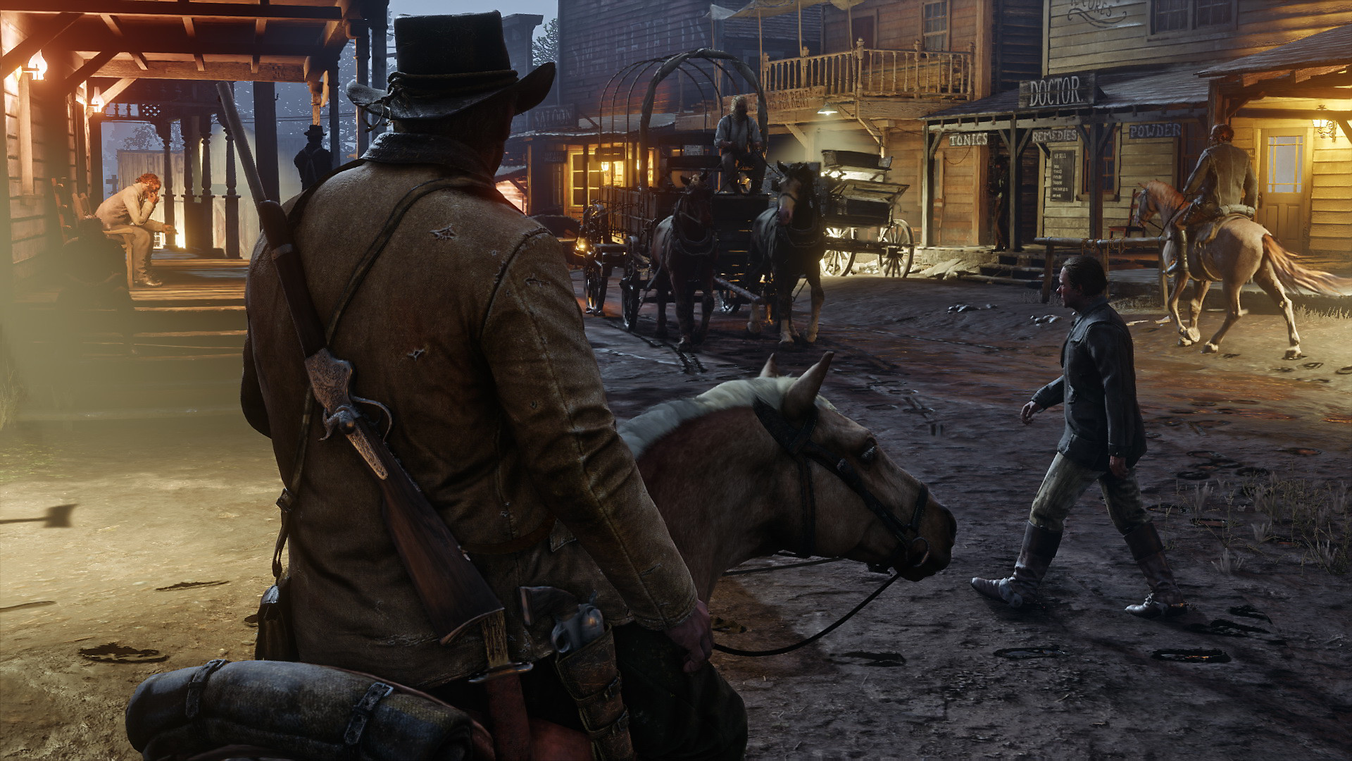 Red Dead Redemption  Ps Pro Bundle Screenshot