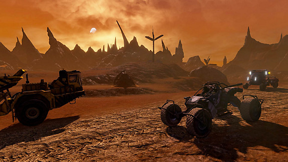 Red Faction Guerrilla Re-Mars-tered - Screenshot INDEX