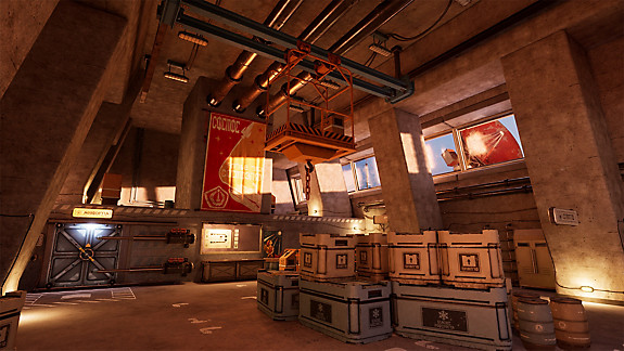 Red Matter - Screenshot INDEX