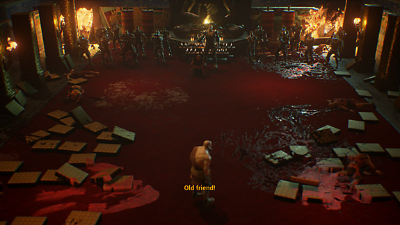 Redeemer: Enhanced Edition - Screenshot INDEX