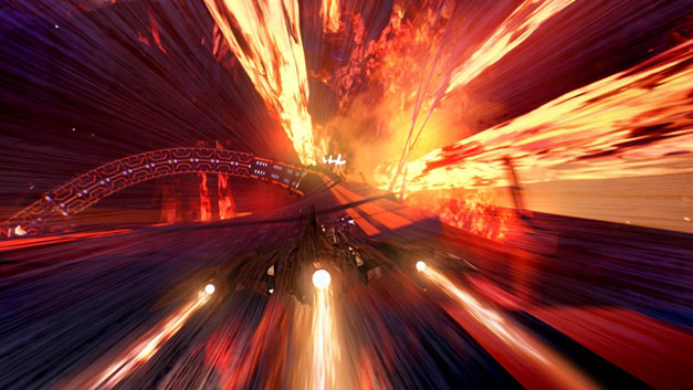Redout: Lightspeed Edition Screenshot 10