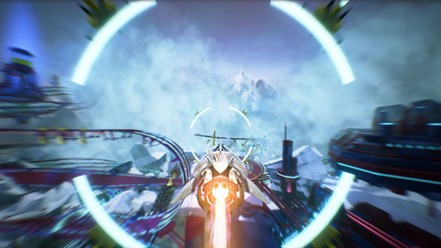 Redout: Lightspeed Edition Screenshot 1
