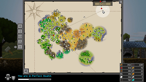 Regions of Ruin - Screenshot INDEX