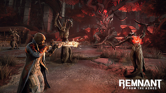 Remnant: From the Ashes - Screenshot INDEX