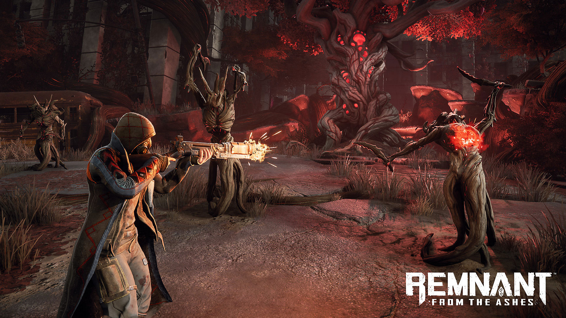Image result for remnant from the ashes gameplay