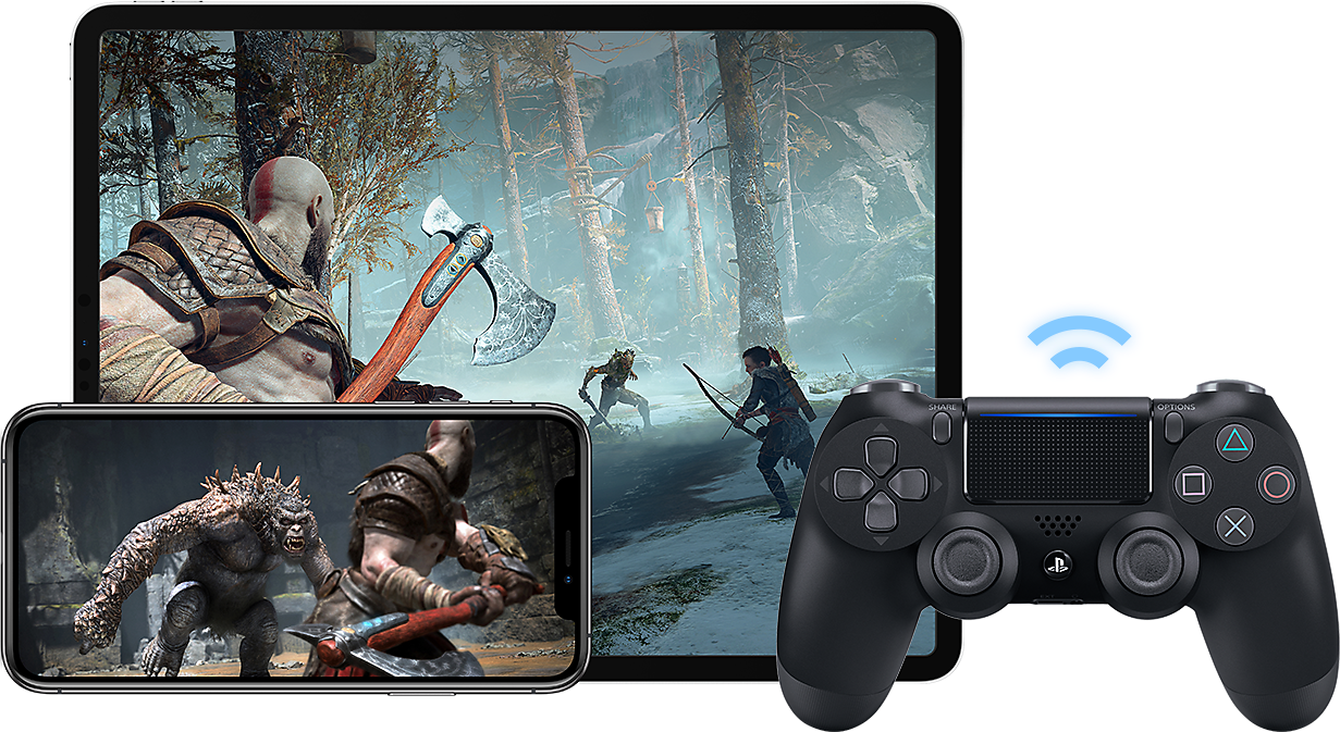 Remote Play Devices Image