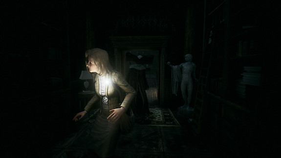 Remothered: Tormented Fathers - Screenshot INDEX