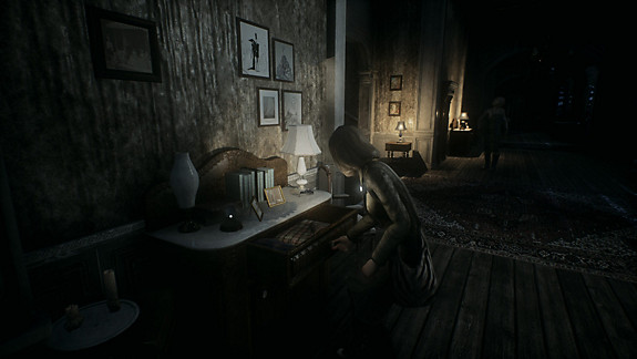 Remothered: Tormented Fathers screenshot