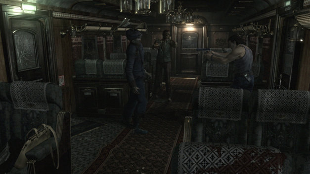 Resident Evil 0 Screenshot 1