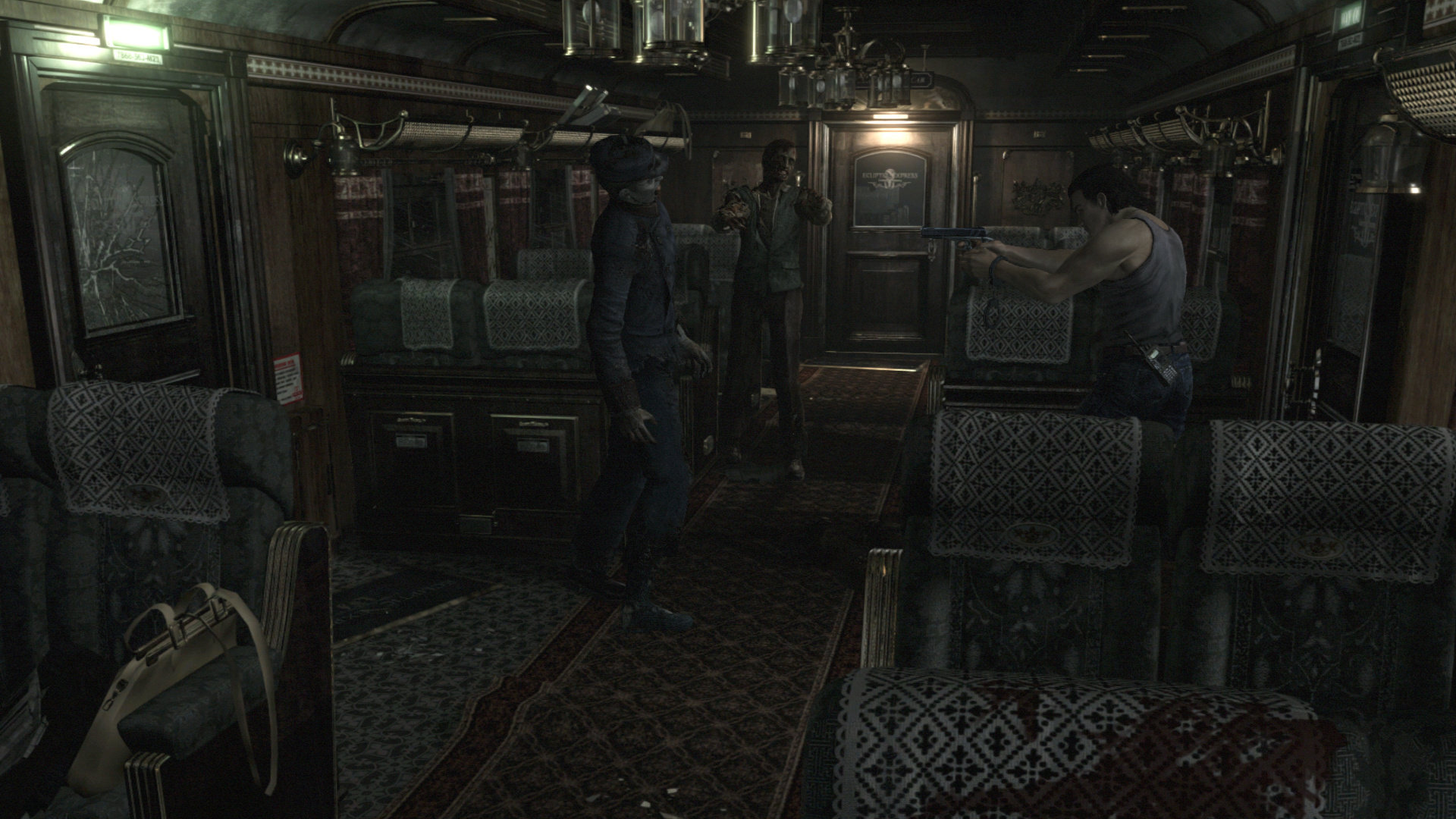Resident Evil 0 Game | PS4 - PlayStation