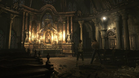 Resident Evil 0 Trailer Screenshot