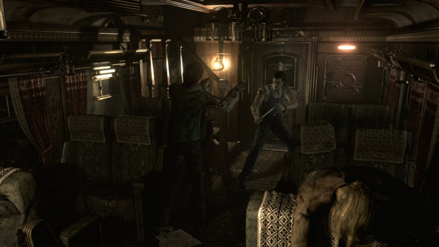 Resident Evil 0 Screenshot 10