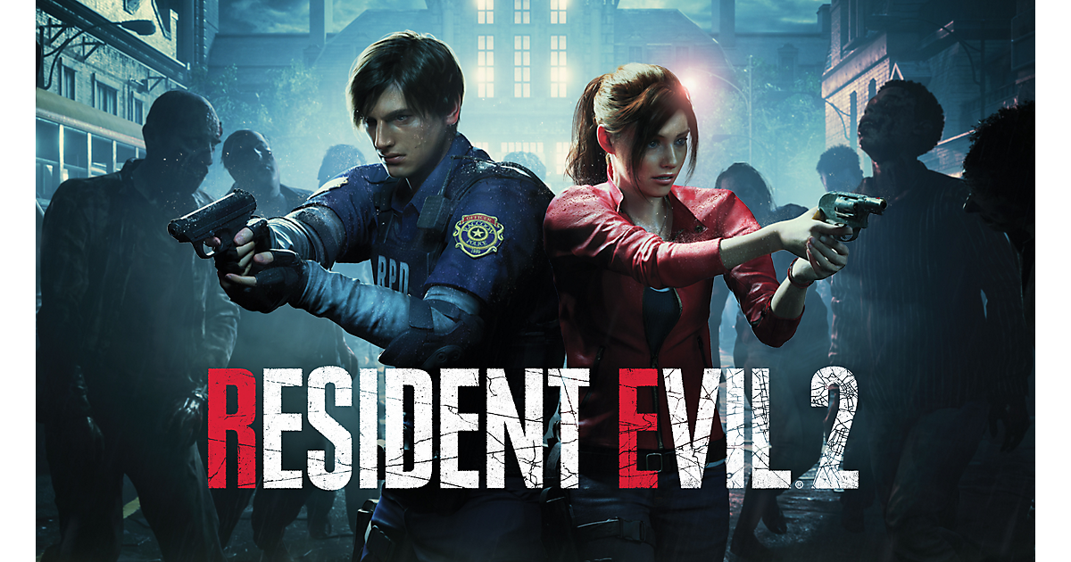 Resident Evil 2 Game Ps4 Playstation
