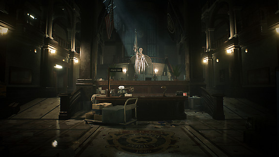 Resident Evil 2 - Screenshot INDEX