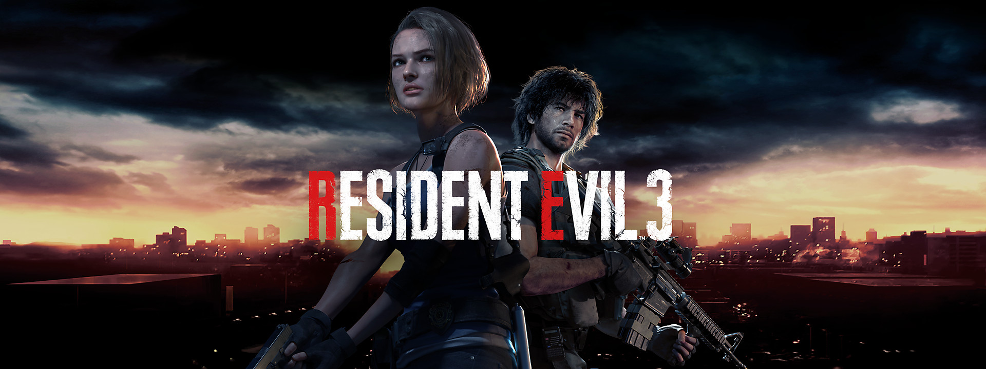 Resident Evil 3 - Now Available