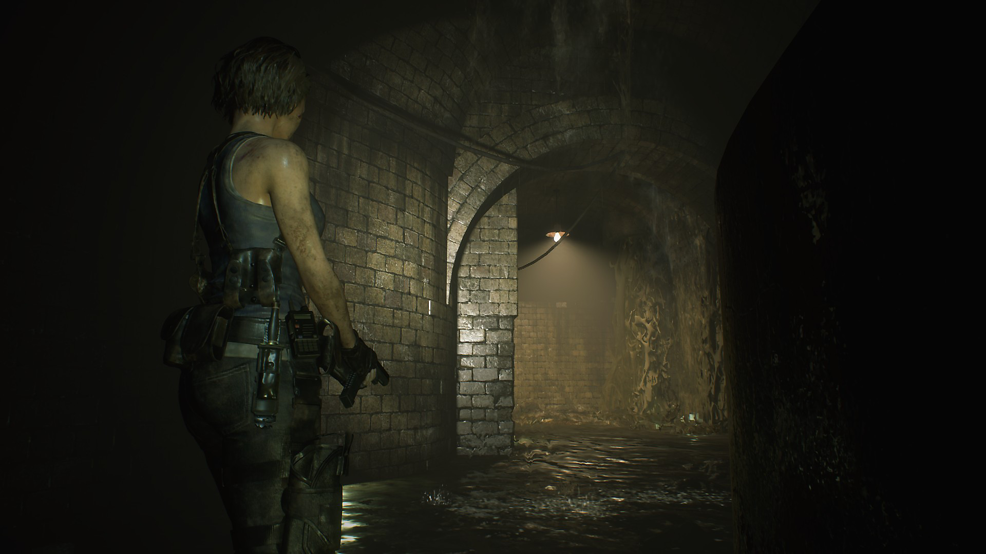 Resident Evil 3 Game Ps4 Playstation