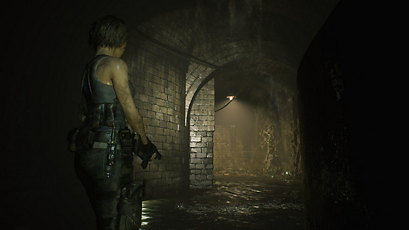 Resident Evil 3 - Screenshot INDEX