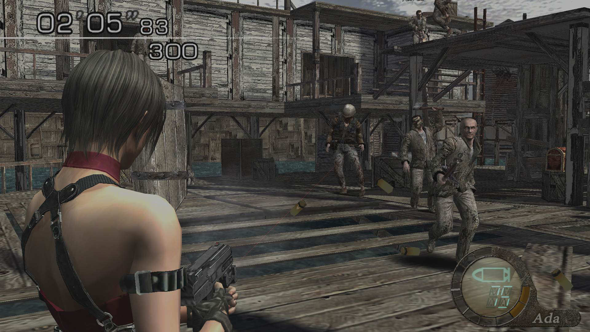 Resident Evil 4 Game Ps4 Playstation