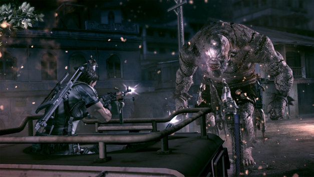 RESIDENT EVIL 5 Screenshot 10