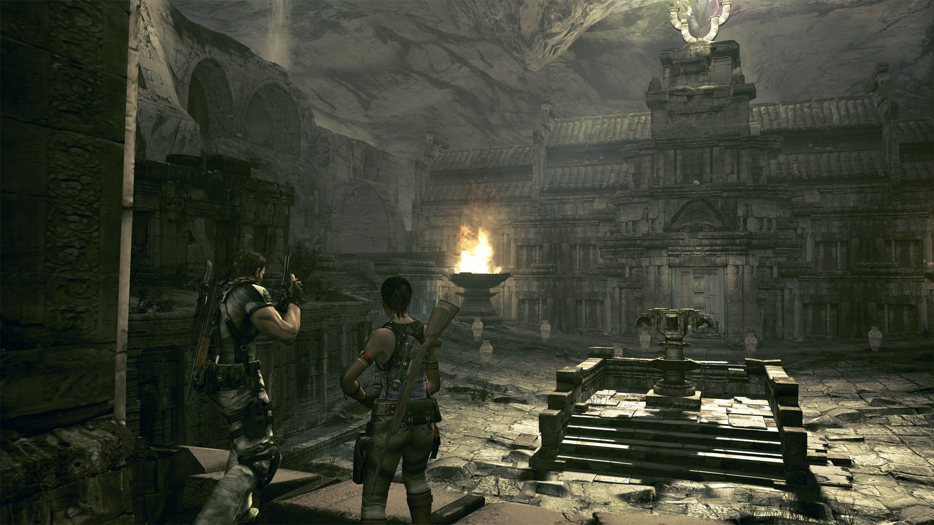 resident evil 5 android apk game