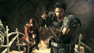 RESIDENT EVIL 5 Screenshot 8