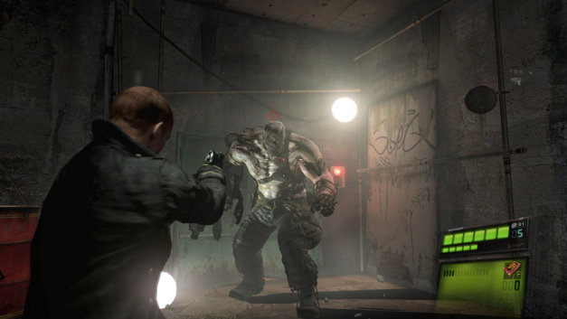 Resident Evil 6 Screenshot 7