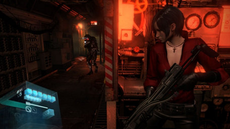 Resident Evil 6 Trailer Screenshot