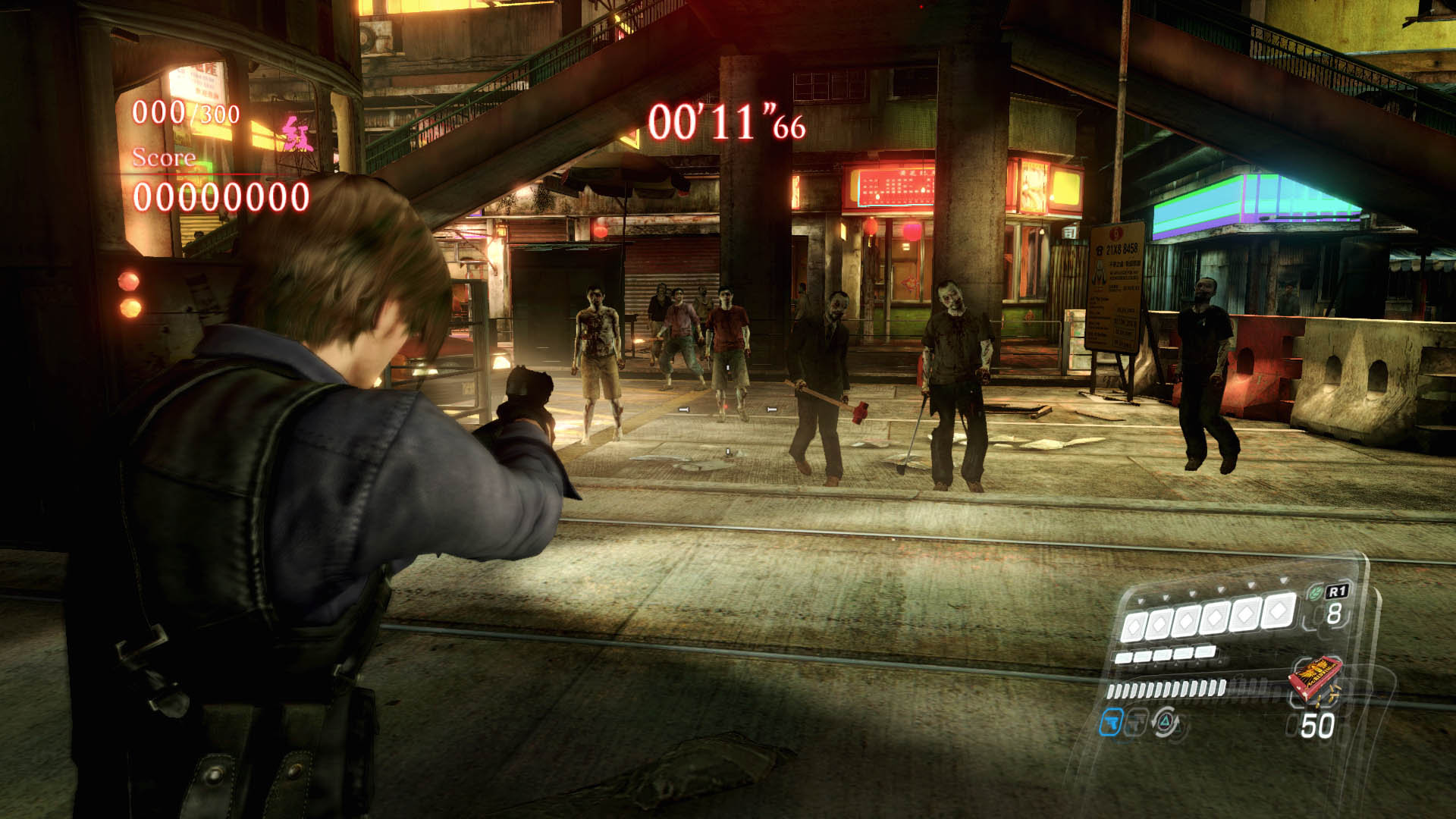 Resident Evil 6 Game Ps4 Playstation