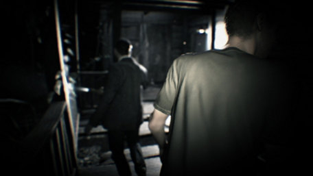 Resident Evil® 7 biohazard Trailer Screenshot