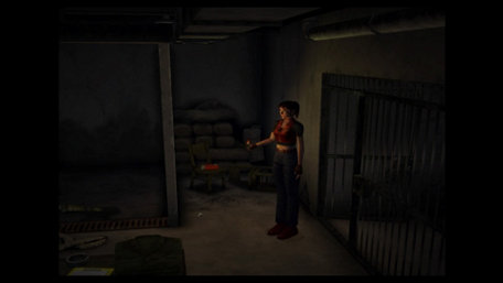 Resident Evil Code: Veronica X Trailer Screenshot