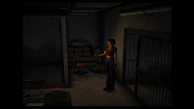 Resident Evil™ Code: Veronica X Screenshot 1