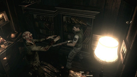 Resident Evil Origins Collection Trailer Screenshot