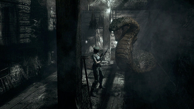 Resident Evil Origins Collection Screenshot 10