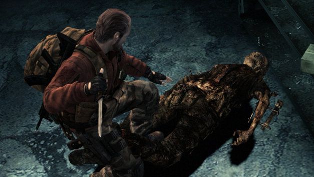 RESIDENT EVIL REVELATIONS 2 Screenshot 7
