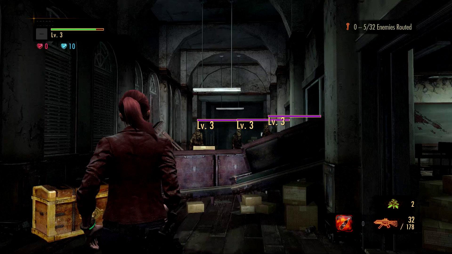 RESIDENT EVIL® REVELATIONS 2 Game | PS4 - PlayStation