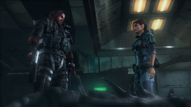 RESIDENT EVIL REVELATIONS Screenshot 10