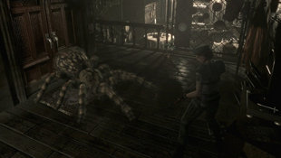 Resident Evil HD Screenshot 6
