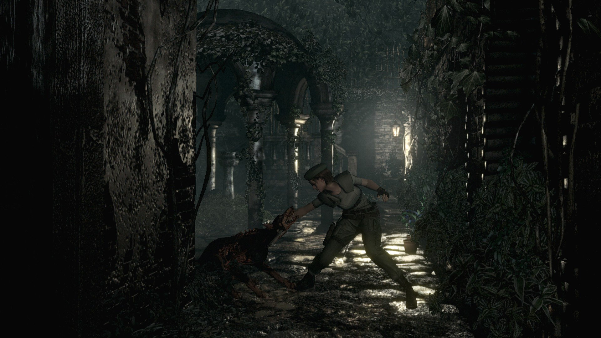 Resident Evil HD Game | PS4 - PlayStation