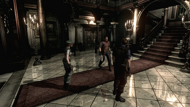 Resident Evil HD Screenshot 10