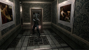 Resident Evil HD Screenshot 5