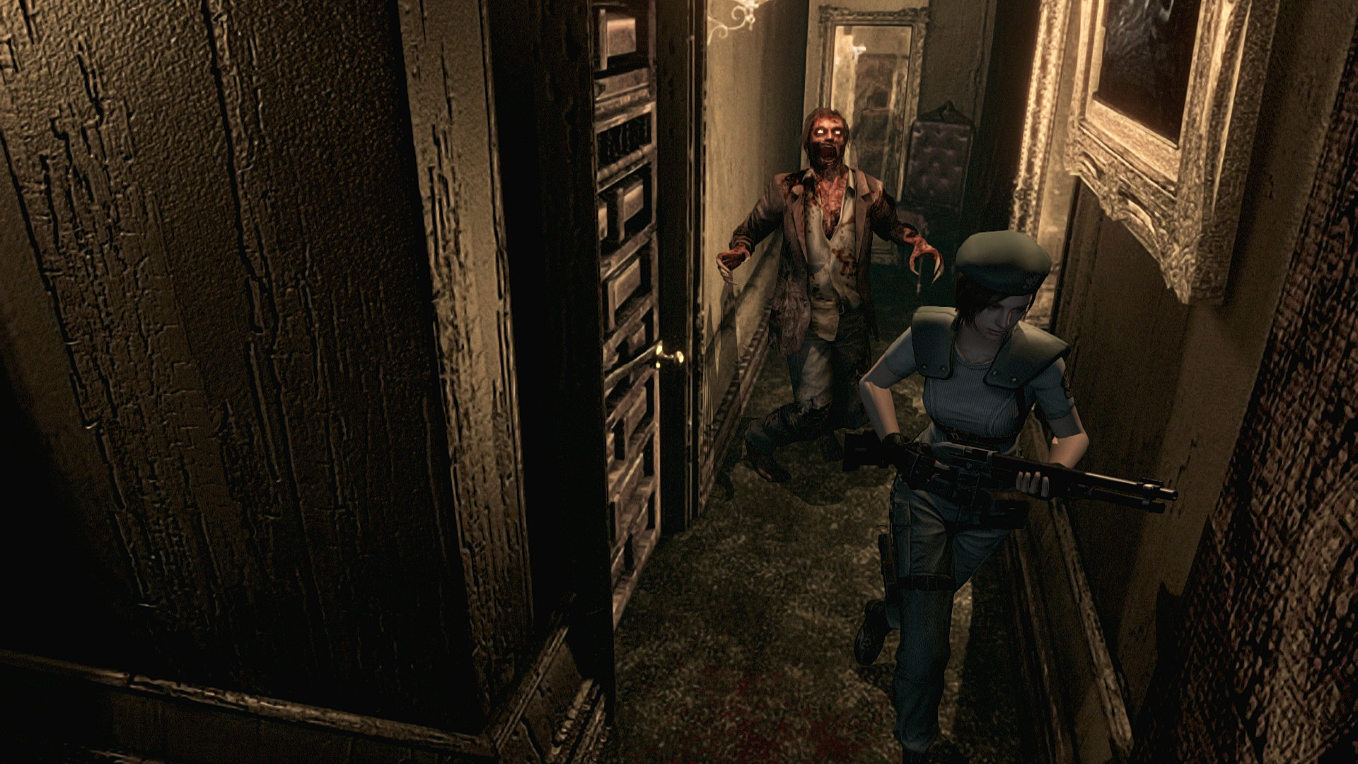 Resident Evil Hd Game Ps4 Playstation