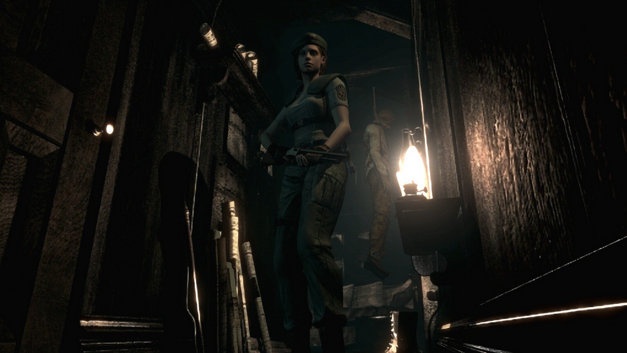 Resident Evil HD Screenshot 13