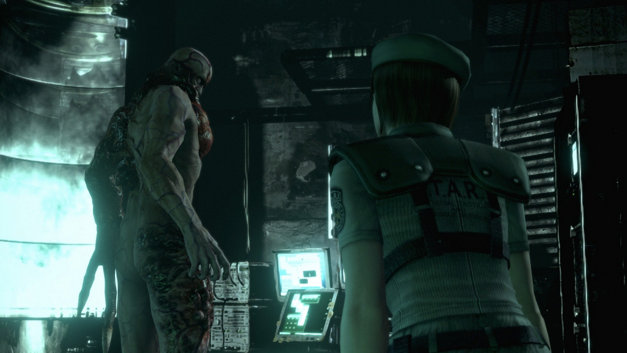 Resident Evil HD Screenshot 7