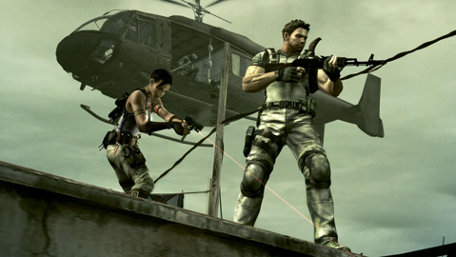 Resident Evil Triple Pack Trailer Screenshot