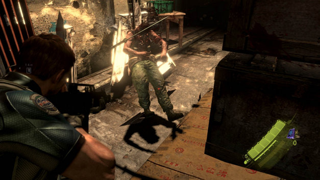 Resident Evil Triple Pack Screenshot 4